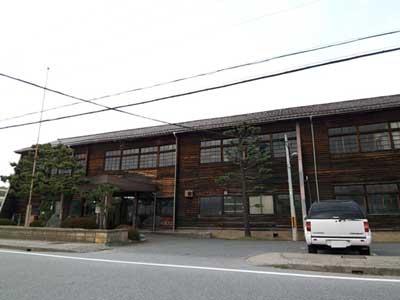 近江鉄道社屋