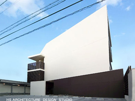 Cubell本山 HS ARCHITECTURE DESIGN STUDIO